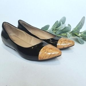 "Kenneth Cole Reaction ""In the Jeans"" Flats 8.5"